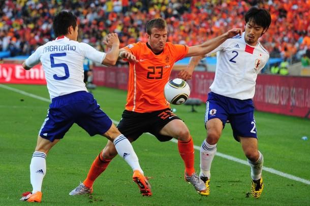 футбол россия голландия